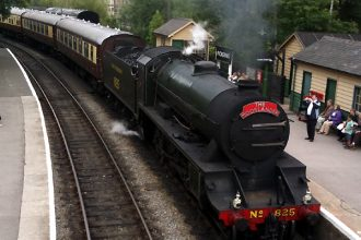 North Yorkshire Moors Railway - Pickering