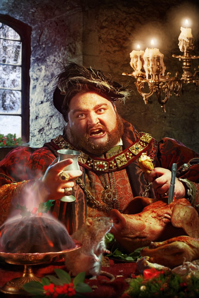 The London Dungeon Henry VIII