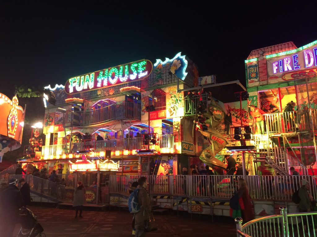 Winter Wonderland - Fun House