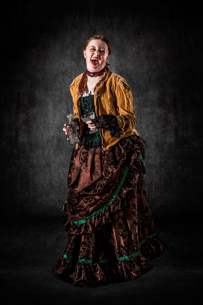 The London Dungeon - actors