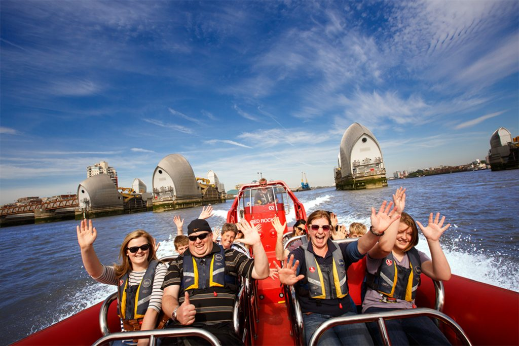 Thames Rockets Review - Thames Rockets near Thames Barrier