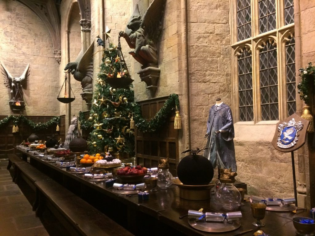 Warner Bros Studio Tour - Great Hall
