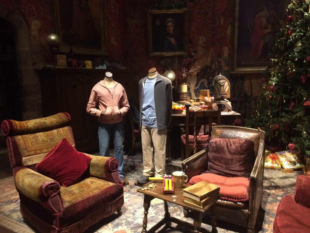 Warner Bros Studio Tour - Gryffindor Common Room