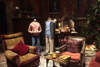 Warner Bros Studio Tour - Gryffindor Common Room C