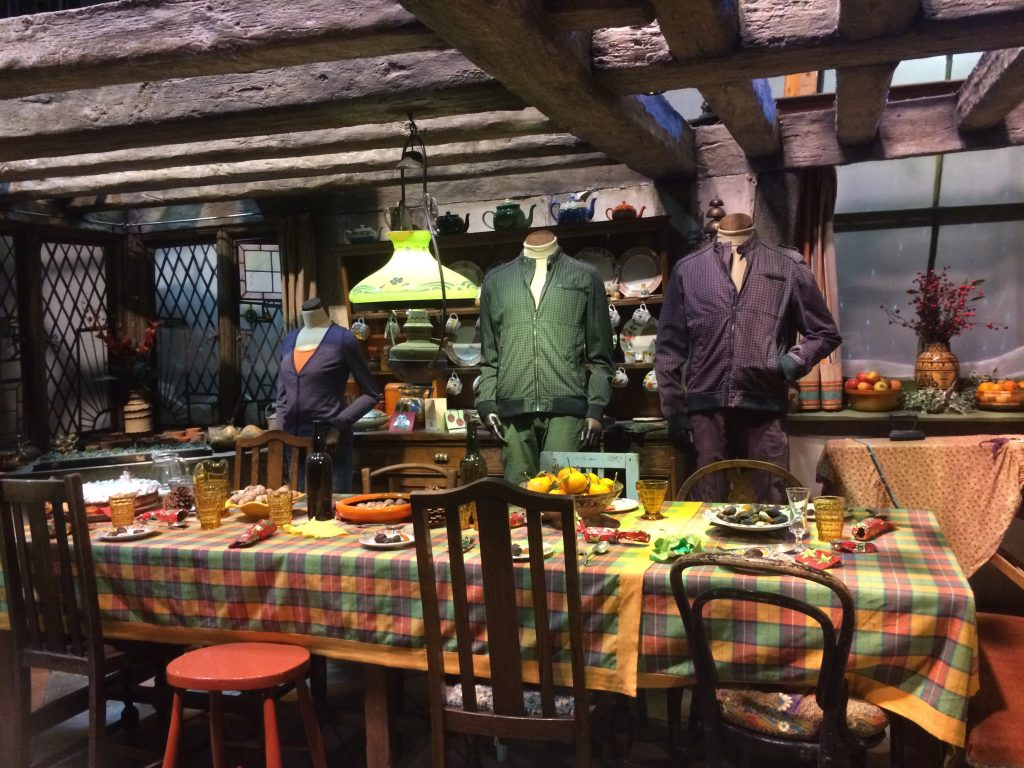 Warner Bros Studio Tour - The Burrow