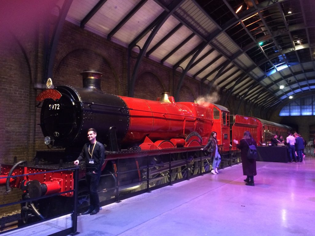 Warner Bros Studio Tour - Hogwarts Express