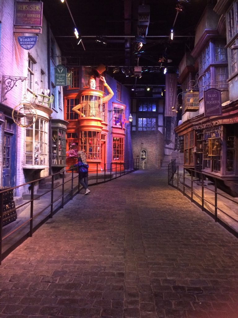 Warner Bros Studio Tour - Diagon Alley