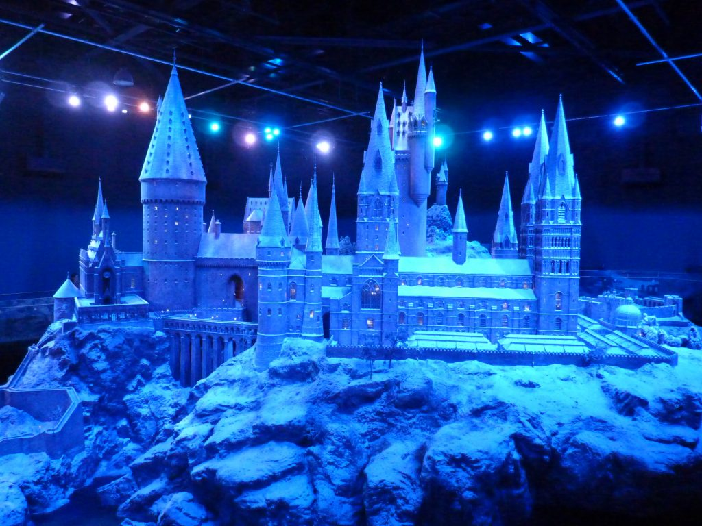 Warner Bros Studio Tour - Hogwarts Castle