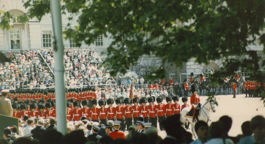 Trooping the Colour 1986
