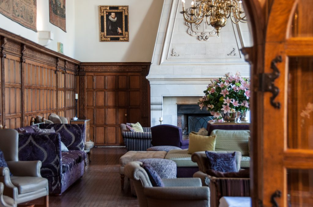 Danefield House Hotel - interior