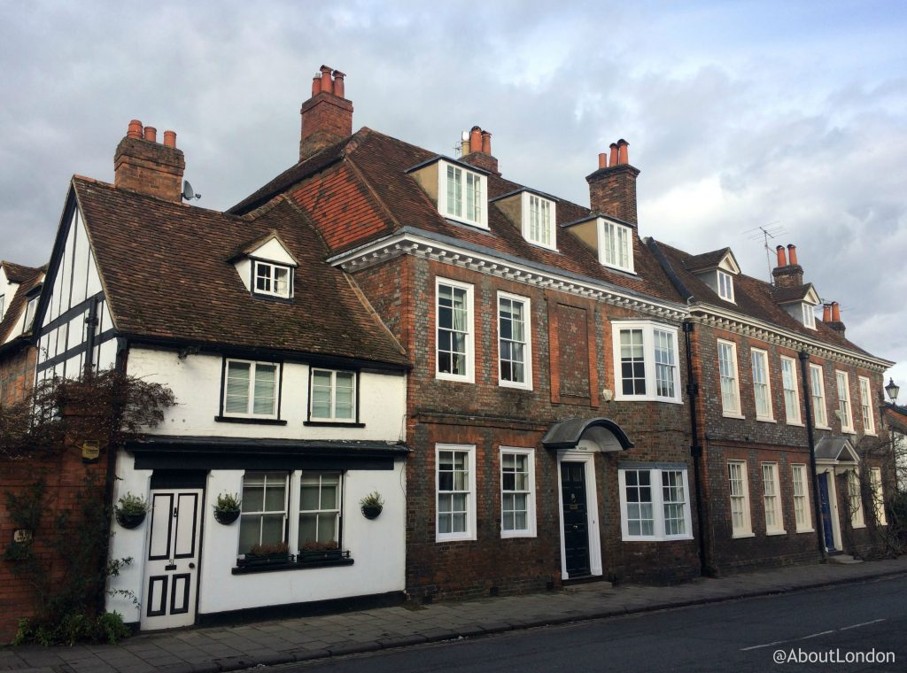 Henley-on-Thames architecture