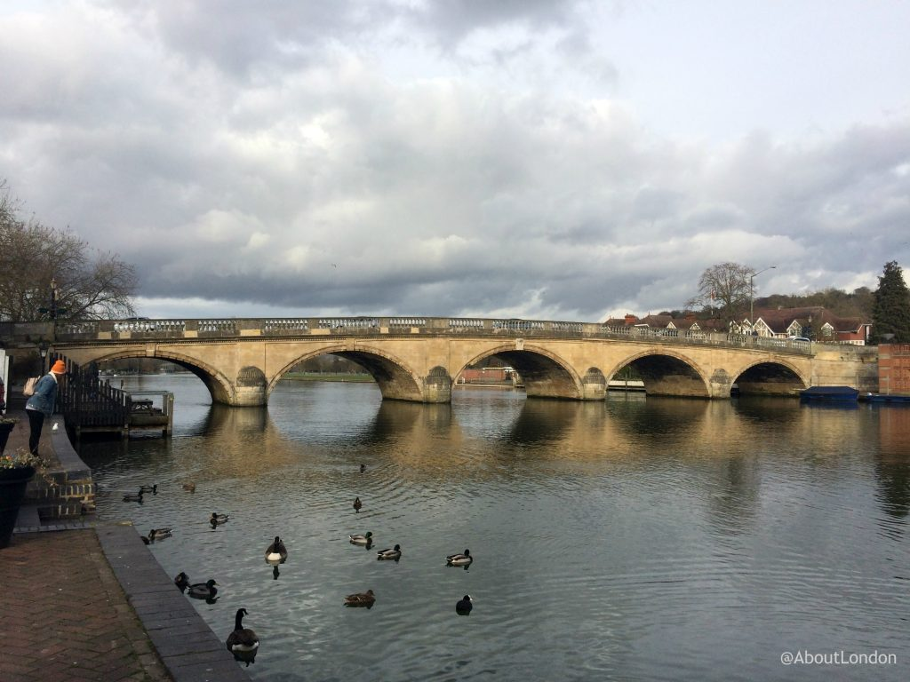 Henley Bridge
