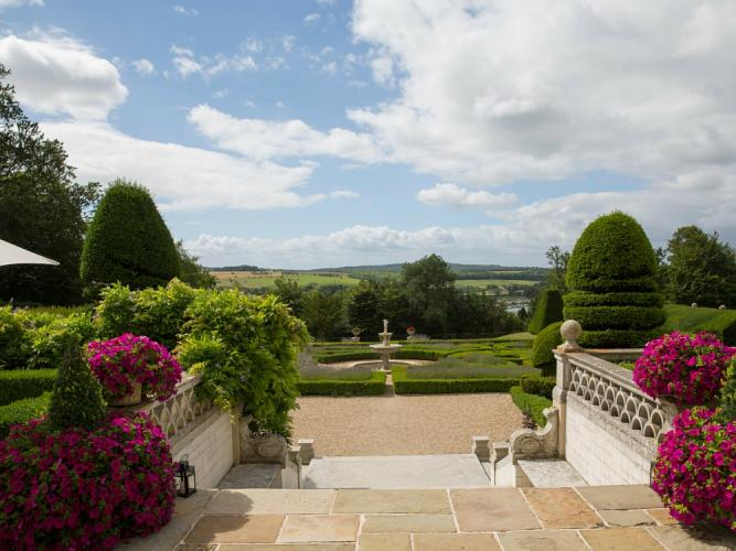 Danefield House Hotel - The Terrace