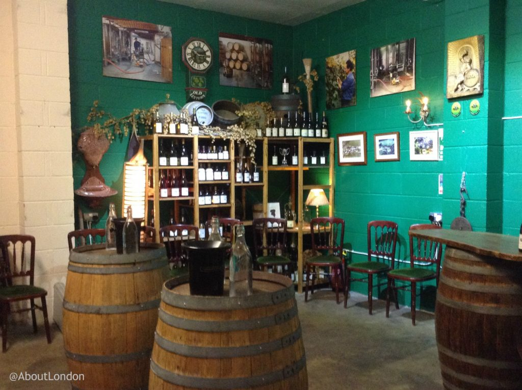 Chiltern Valley Winery and Brewery Tasting Room