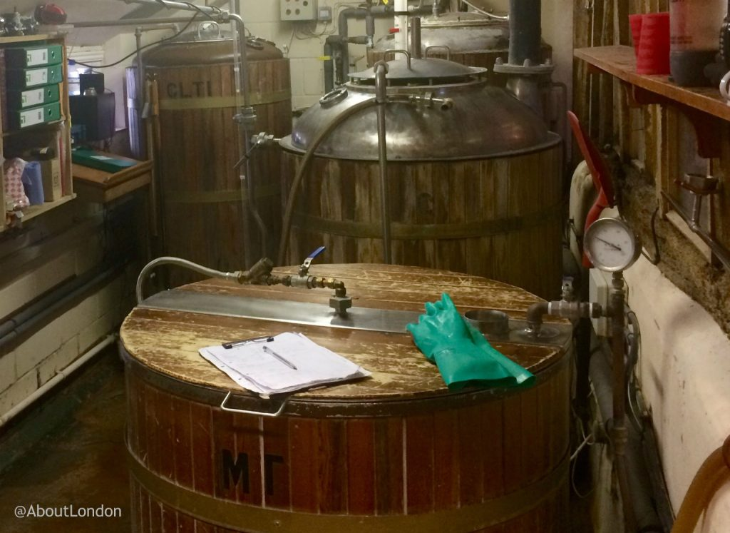 Chiltern Valley Winery and Brewery - brewery