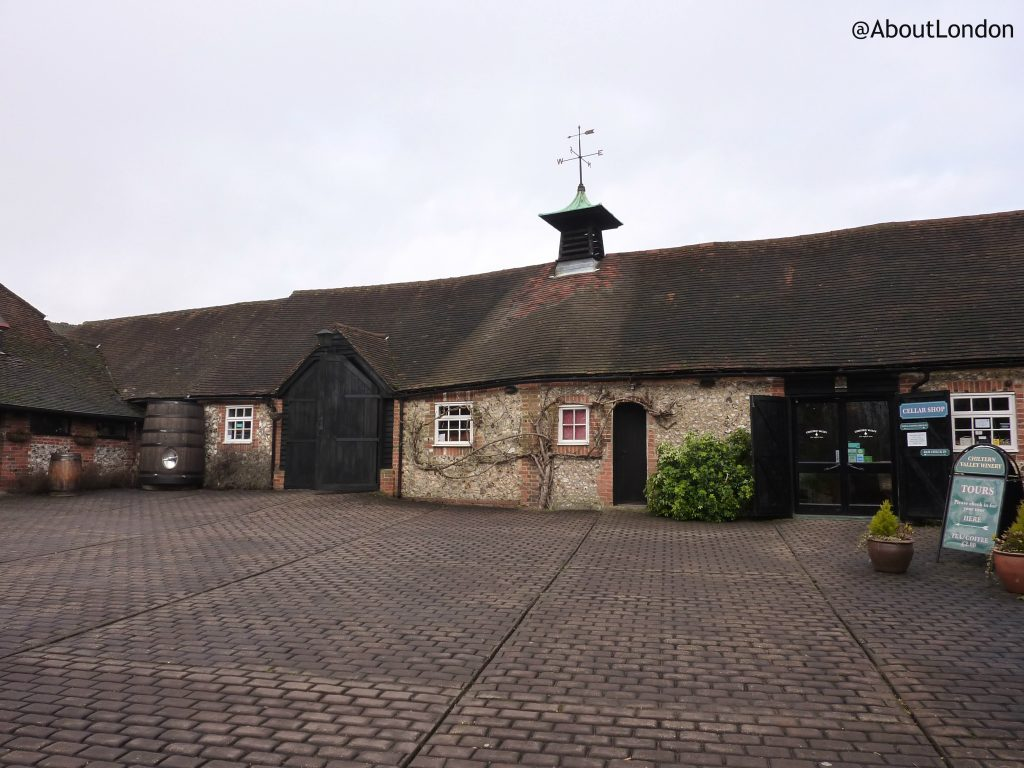 Chiltern Valley Winery and Brewery