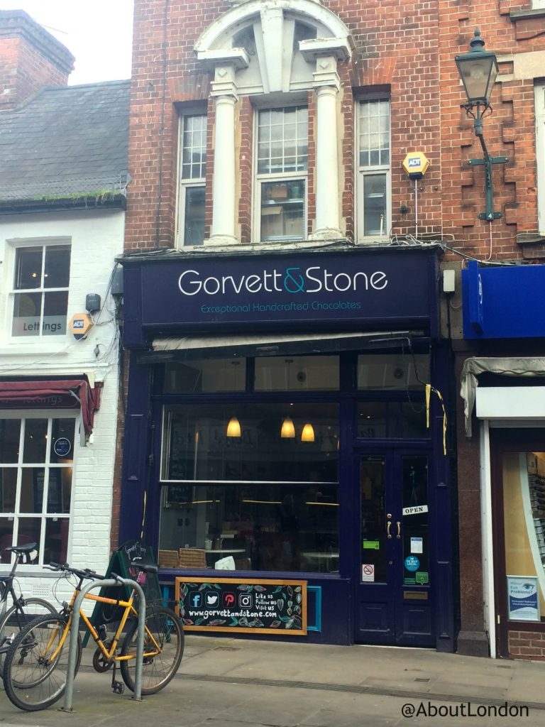 Gorvette and Stone Henley-on-Thames
