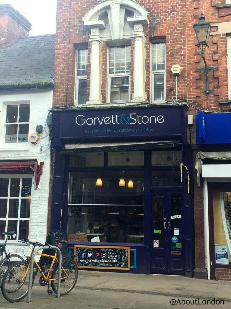 Gorvette and Stone Henley-on-Thames