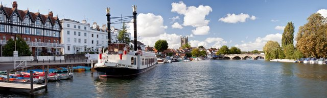 henley on thames Panorama