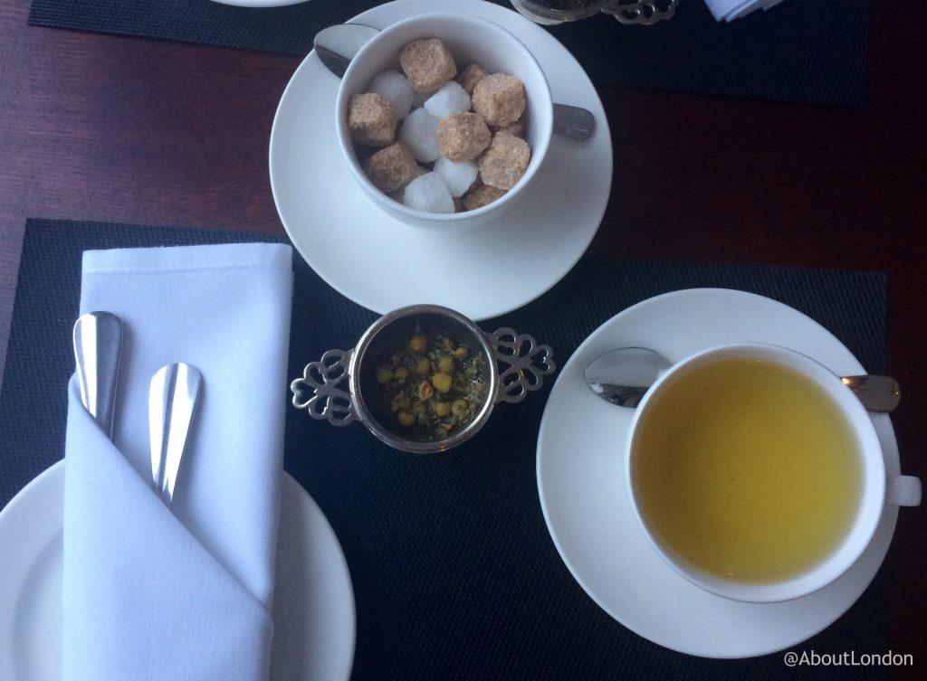 Danesfield House Hotel afternoon tea