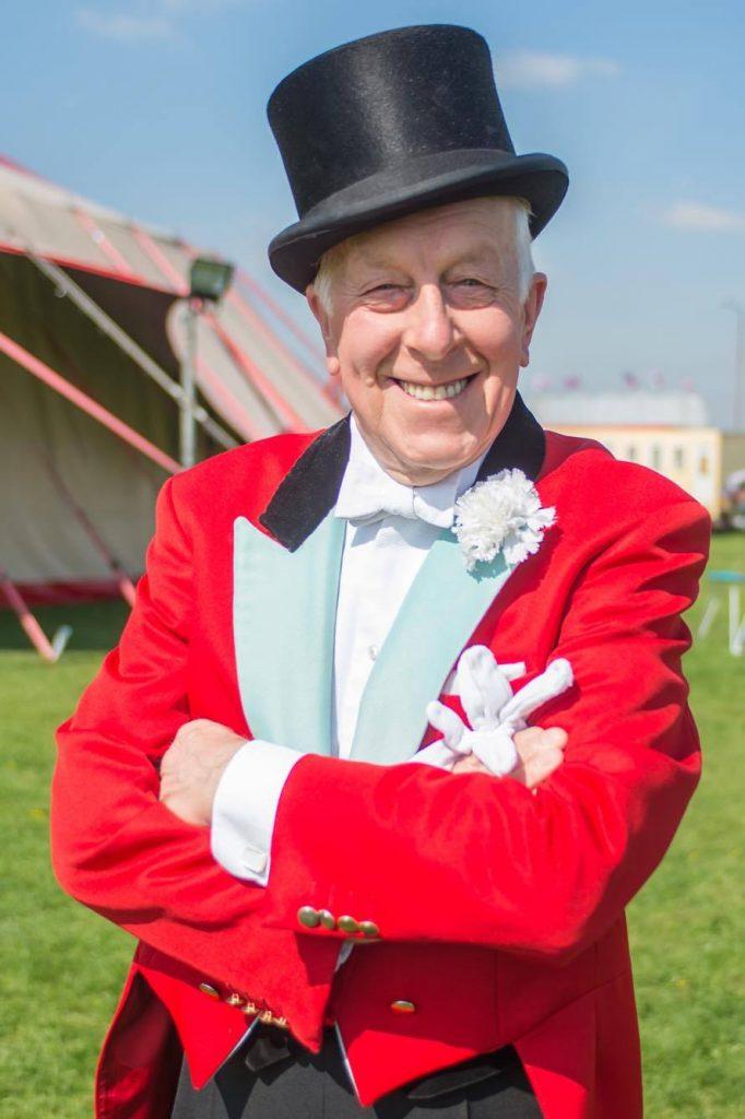 Norman Barrett MBE - Zippos Circus