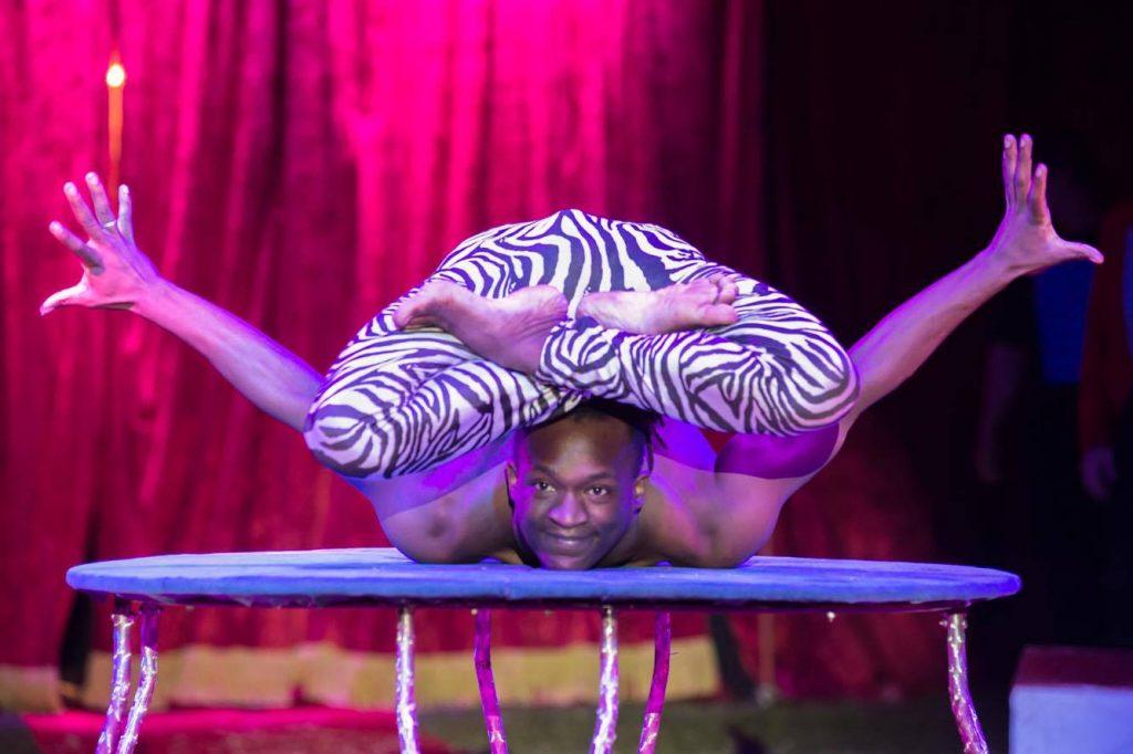 Juma - Zippos Circus