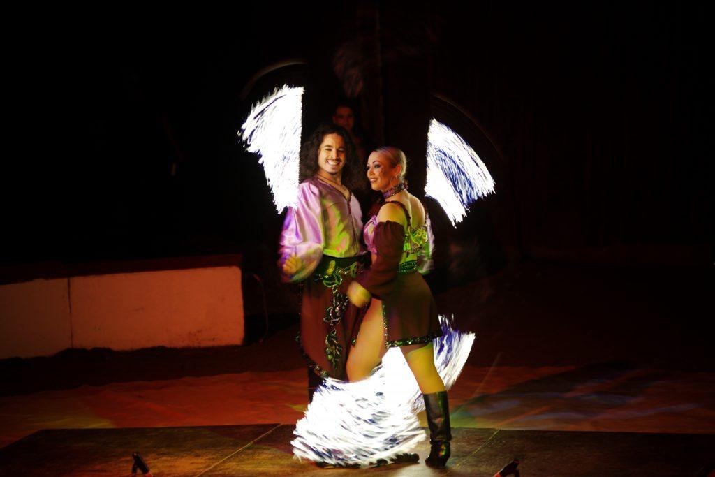 Bolas Argentinas - Zippos Circus