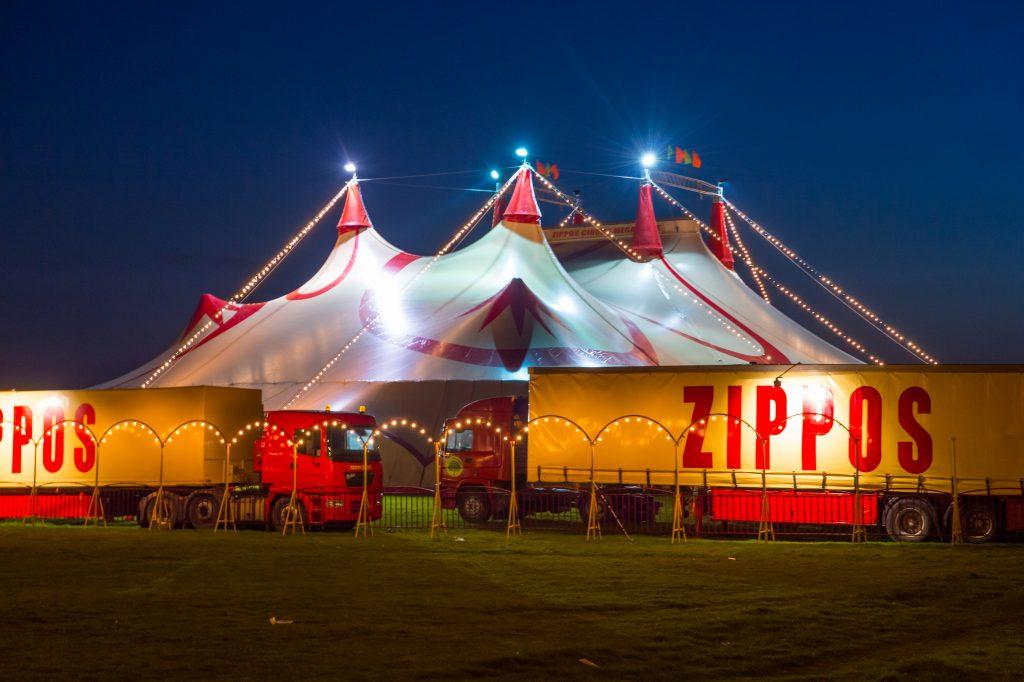 Zippos Circus megadome