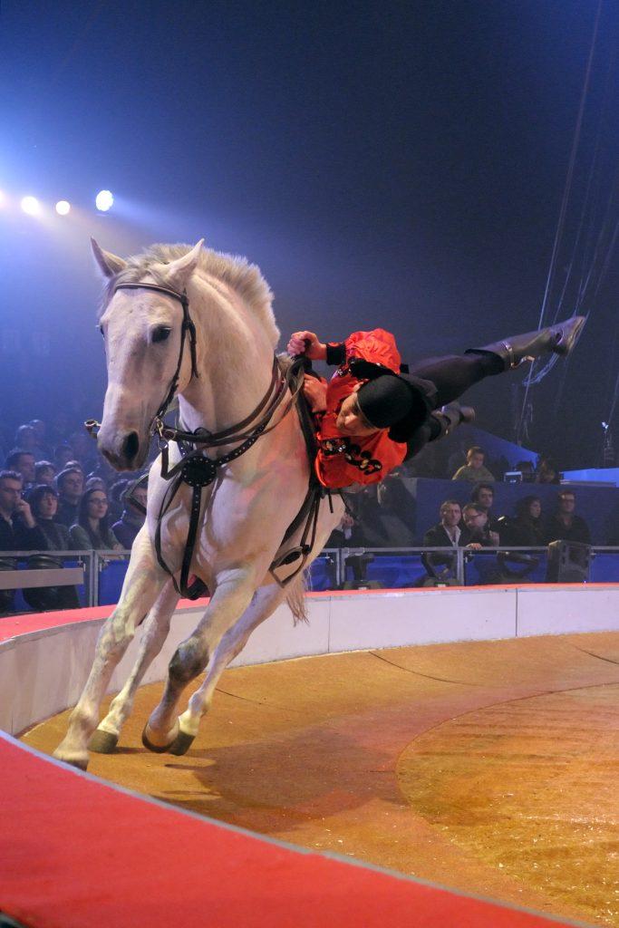Khadikov Jigit Riders - Zippos Circus