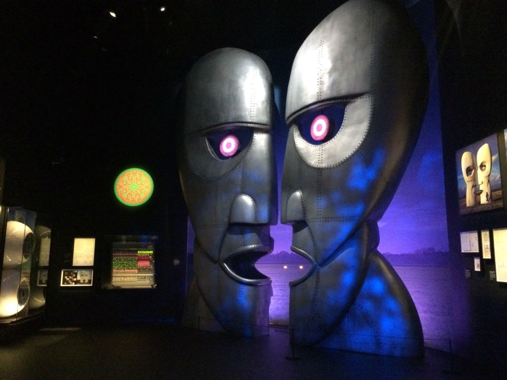Pink Floyd at The V&A