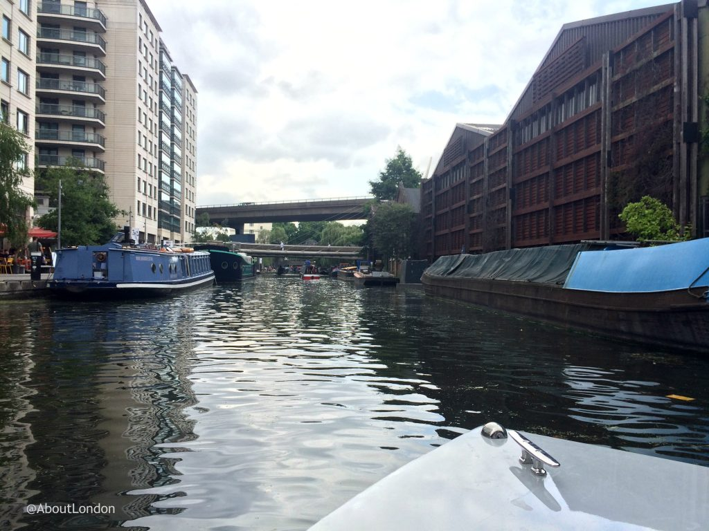 GoBoat London - Paddington Basin