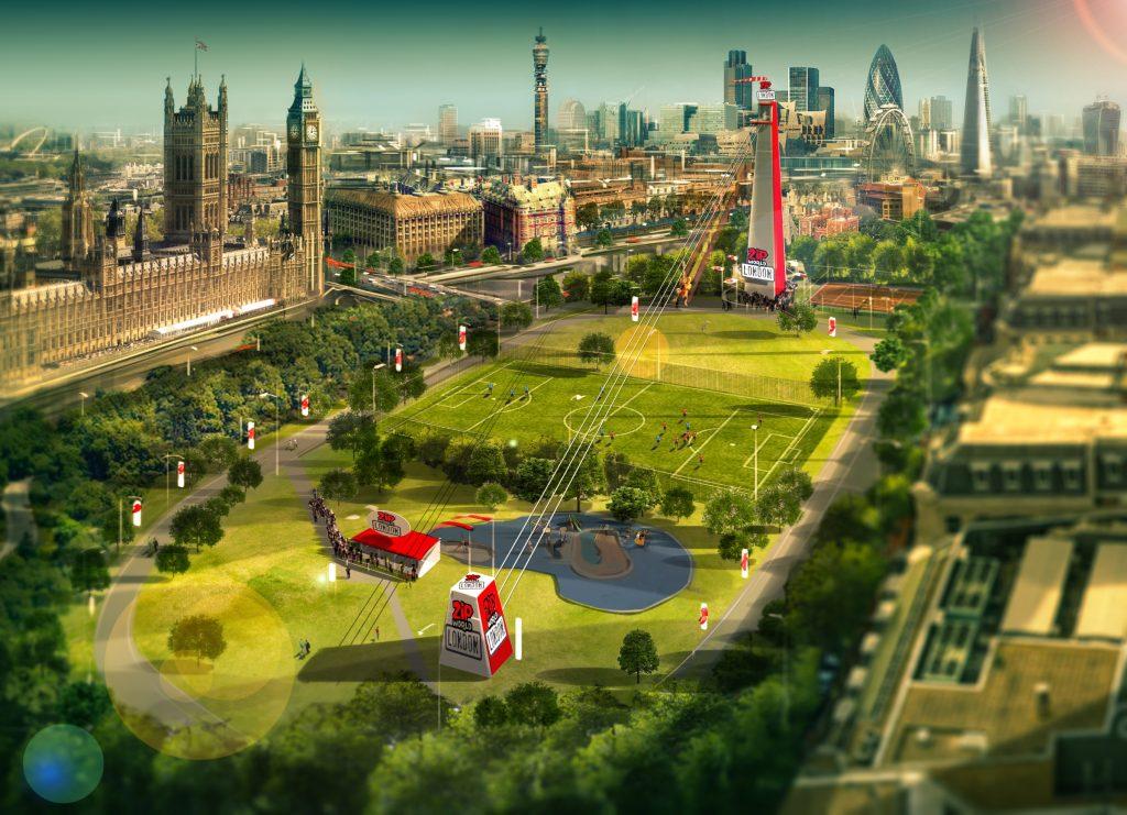 Zip World London