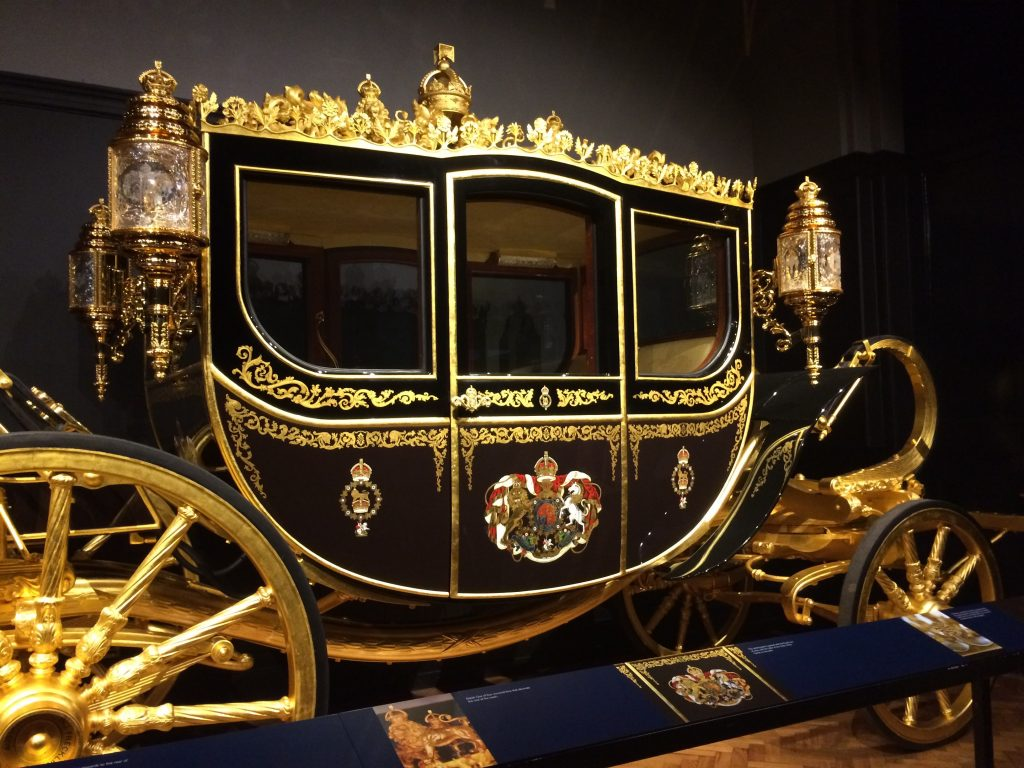 The Diamond Jubilee State Coach