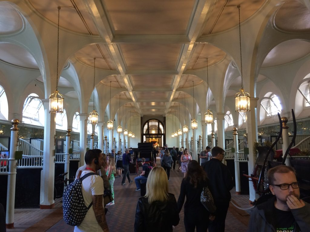 State Stables - The Royal Mews