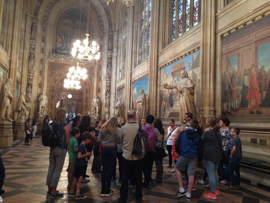 St Stephen's Hall, Houses of Parliament