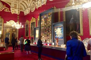 Royal Gifts at Buckingham Palace