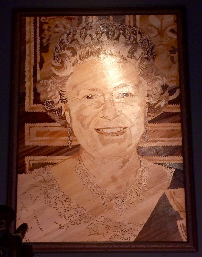 Royal Gifts at Buckingham Palace - Rwanda