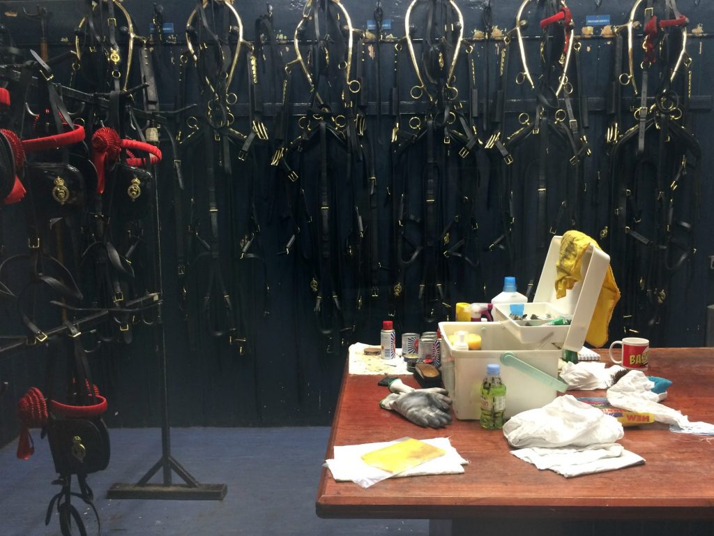 Harness Room - The Royal Mews