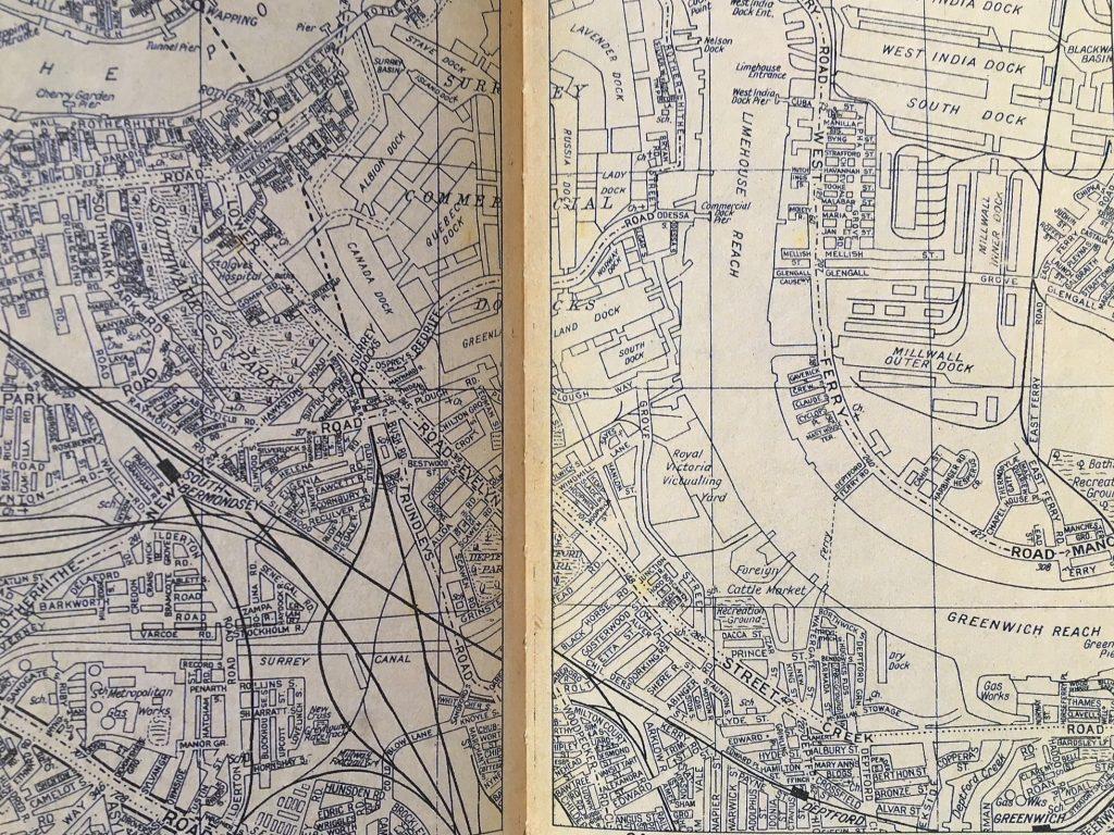 Az London Street Map.London A Z Street Atlas Historical Edition 1939 Replica Book Review