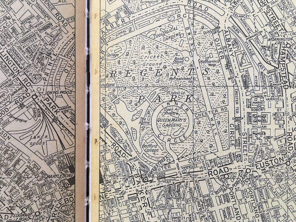 Regent's Park 1939