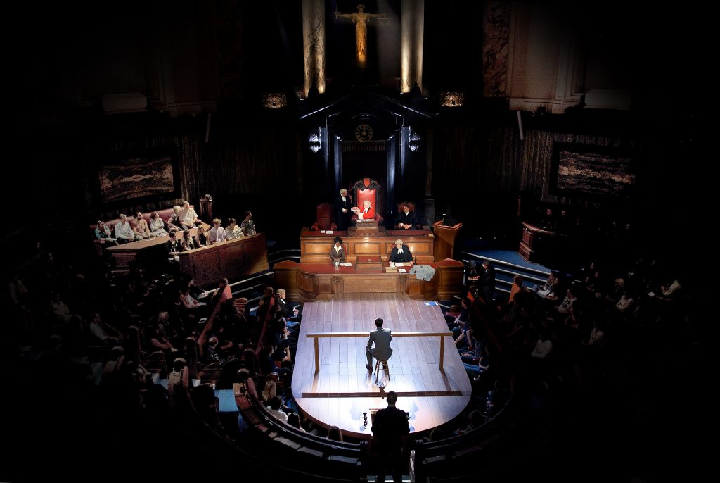 Witness for the Prosecution - The Chamber, County Hall