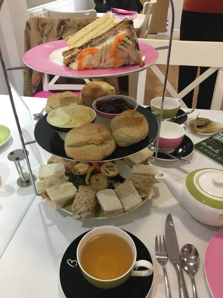 Beatons Petersfield Afternoon Tea