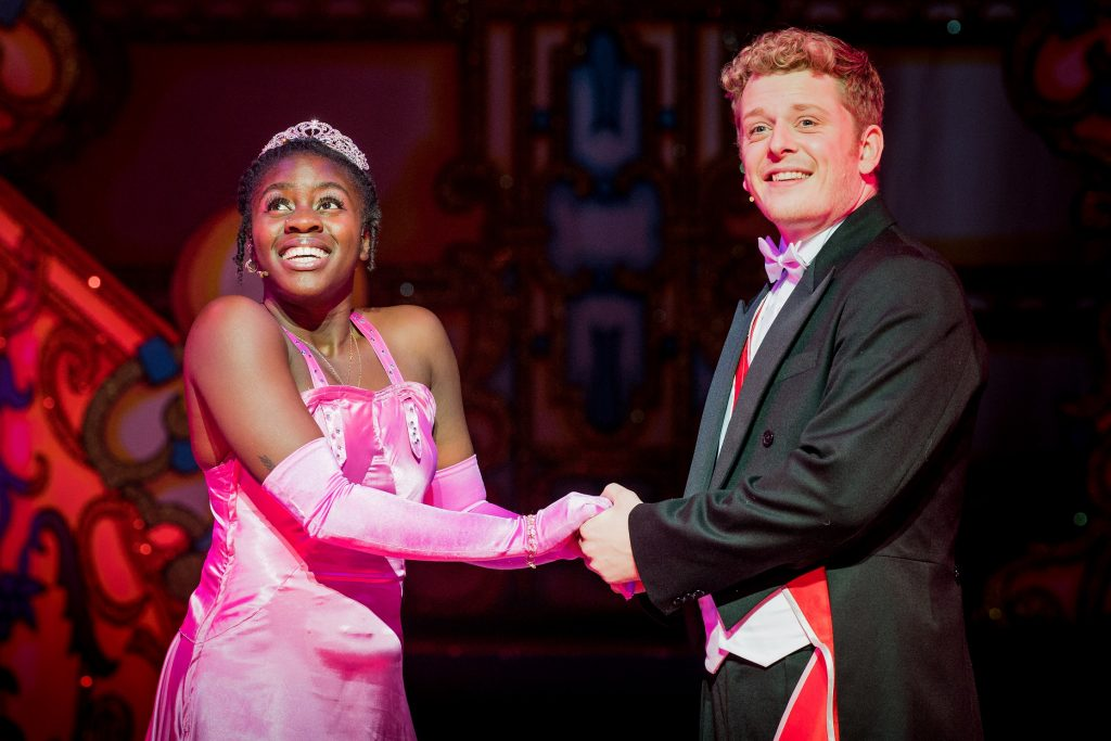Hackney Empire Cinderella