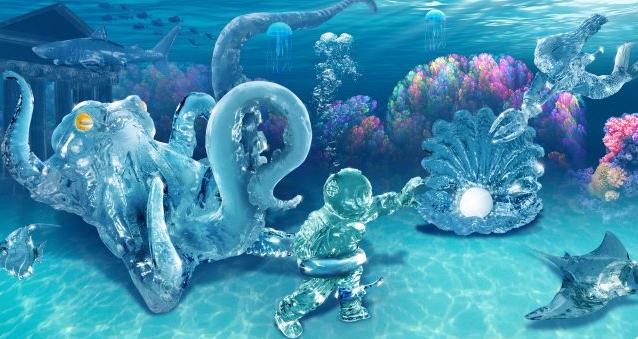 Magical Ice Kingdom - Winter Wonderland 2017