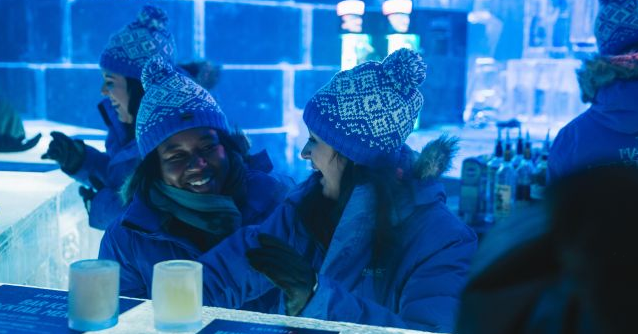 Bar Ice - Winter Wonderland 2017