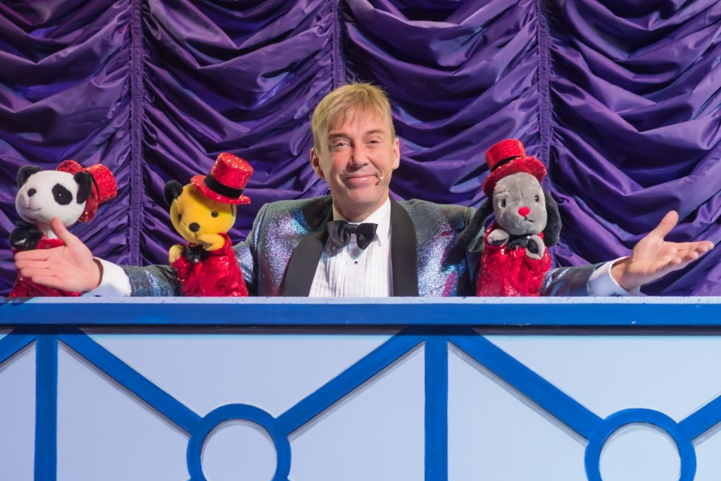 Sooty's Christmas Show Hyde Park Winter Wonderland 2017