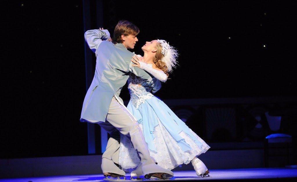 Cinderella on Ice - Winter Wonderland 2017