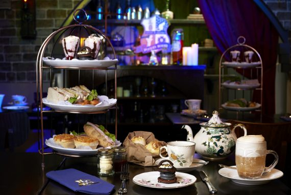 Cutter Squidge Potion Room Afternoon Tea Review