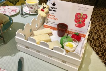 St Ermin's Hotel Summer Afternoon Tea