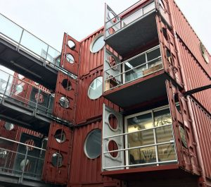 Trinity Buoy Wharf - Container City